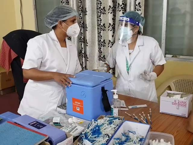 Video : 2.76 Lakh Fresh Covid Cases, India's Highest Daily Testing (20.55 Lakh)