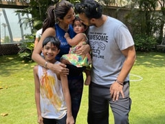 How Little Samisha Is Making Viaan A Responsible Brother: Shilpa Shetty Posts Adorable Video