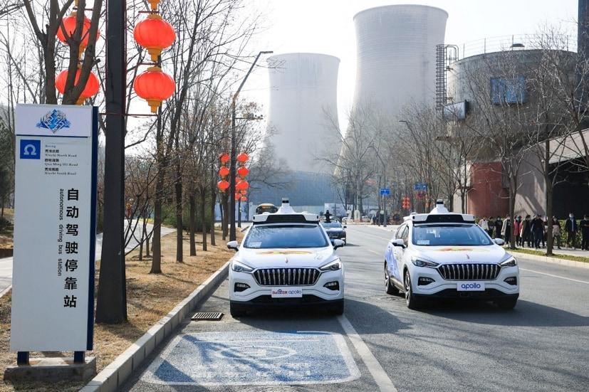Baidu has completed over 10 million miles of autonomous testing