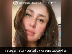 Kareena Kapoor's Latest Selfie Is All The Encouragement We Need To Up Our At-Home Beauty Game