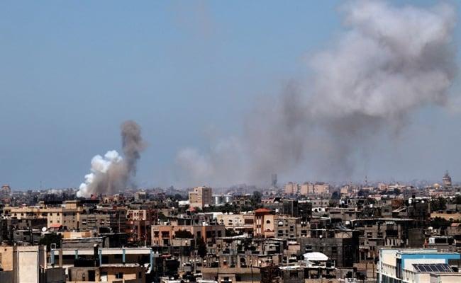 Israel Targets Building Having Office Of International Media Organizations In Gaza: AFP – इजरायल ने गाजा में अंतरराष्ट्रीय मीडिया संगठनों के कार्यालय वाली बिल्डिंग को बनाया निशाना : एएफपी