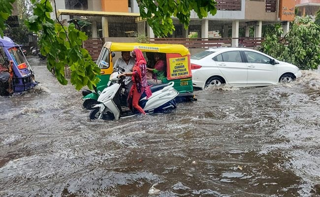 Cyclone Tauktae Weakens Into 'Cyclonic Storm', 13 Dead In Gujarat