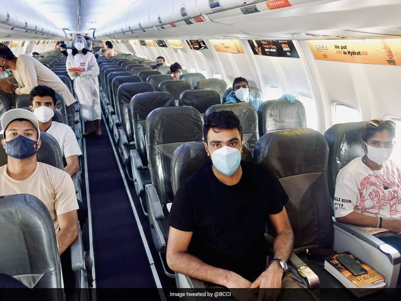 Ravichandran Ashwin, Mithali Raj Reach Mumbai For Quarantine Ahead Of UK Tour. See Pics