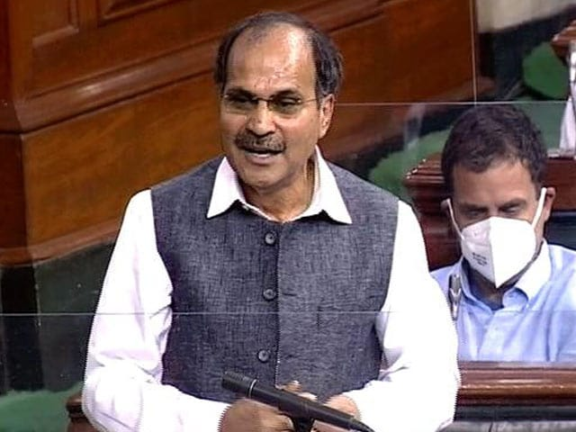 """Video : """"Need Effective Vaccination Policy"""": Congress MP To Lok Sabha Speaker"""