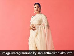 From Suits To Sarees, Samantha Ruth Prabhu's Ethnic Closet Is A Dream Come True