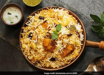 Watch: Easy Hyderabadi Mutton Biryani Recipe For Diwali 2021 Feast