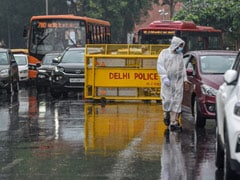 Delhi Sees Record Rain, Low Temperatures In May In Cyclone Tauktae Impact