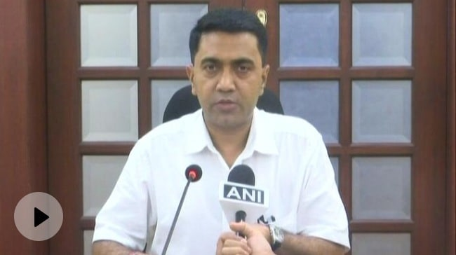Video | 2 Dead Due To Winds Triggered By Cyclone In Goa: Pramod Sawant