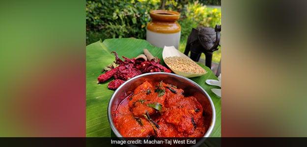 Mangalore Chicken Ghee Roast