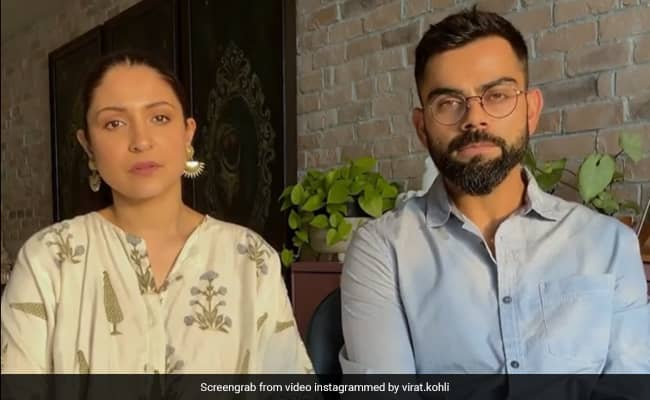 Virat Kohli, Anushka Sharma raise target to Rs 11 crore after overwhelming response to Covid relief campaign