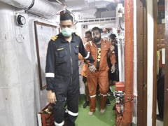 38 Missing, 186 Rescued Four Days After Cyclone Sank Barge Off Mumbai