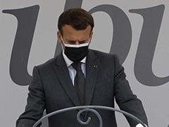 फ्रांस के राष्ट्रपति इमैनुएल मैक्रों नहीं थे टारगेट : पेगासस स्पाईवेयर बनाने वाली कंपनी NSO का बयान