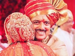 """Genelia D'Souza Hears About Late Father-In-Law Vilasrao Deshmukh """"Every Day From Strangers"""""""