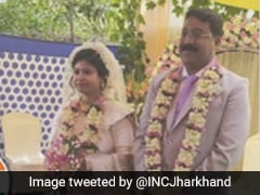 """""""Will Be A Strong Message"""": Only 11 Guests For Jharkhand MLA's Wedding Amid Covid"""