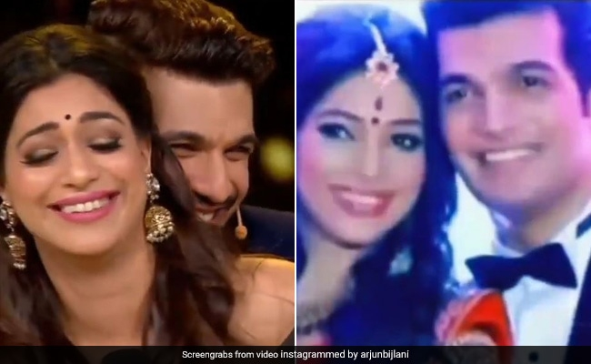 'First One We Are Not Together,' Writes Arjun Bijlani For Wife Neha On Anniversary