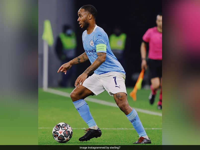 Manchester Citys Raheem Sterling Abused Online After Social Media Boycott