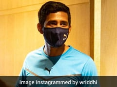 """Quarantine Still Not Over"": Wriddhiman Saha Requests ""Everyone"" Not To Spread Misinformation"