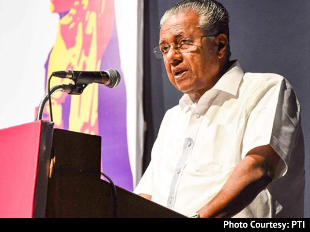 """Video : Kerala Government's Swearing-In Thursday, """"Restricted To 500 Invitees"""""""