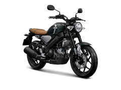 Yamaha XSR 155 Gets A New Matte Green Colour In Indonesia