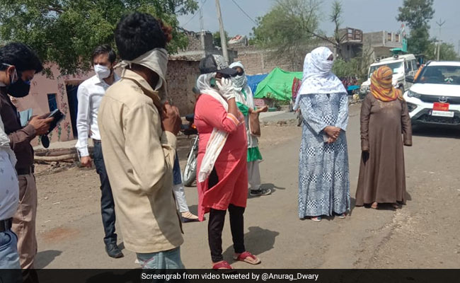 In Rural Madhya Pradesh, Vaccination Programme Makes Little Headway