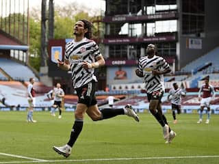 Manchester United Come From Behind To Beat Aston Villa, Delay Manchester Citys Title Party