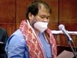 """Video : """"Insult To Assam People"""": Activist Akhil Gogoi 'Manhandled' Before Oath"""