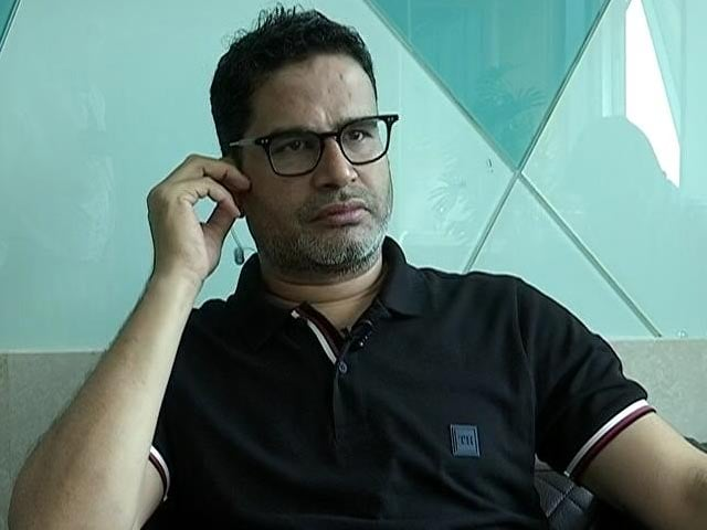 "Video : ""Results May Seem One-Sided, But Close Fight"": Prashant Kishor On Bengal"