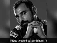 Mohammed Shami Posts Black And White Photo In Punjab Kings Jersey