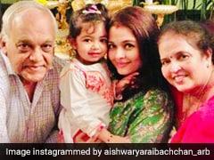 Aishwarya Rai, Aaradhya Bachchan And Vrinda Rai Are 3 Generations Of Elegant Style