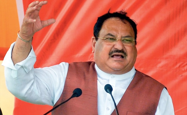 BJP Chief Slams Congress Leaders Over Remarks On Scrapping Article 370