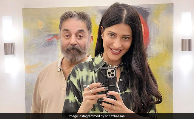 Shruti Haasan Reaction On Father Kamal Haasan Defeated In Tamil Nadus Coimbatore South constituency