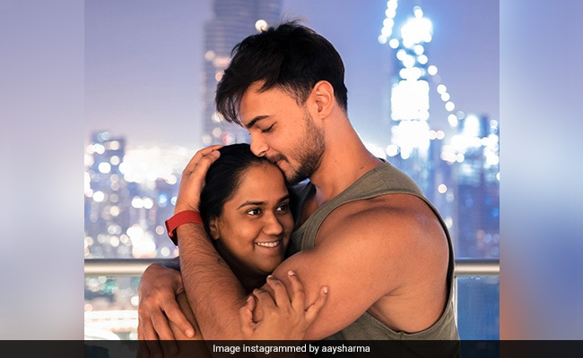 How Aayush Sharma Described Wife Arpita. Couple Goals, No?