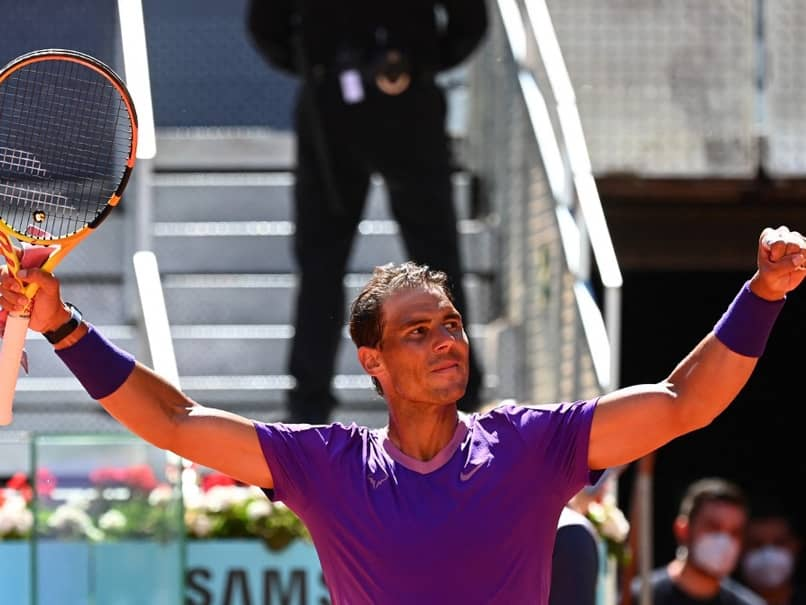 Rafael Nadal Reaches Madrid Open Quarter-Finals As Ashleigh Barty Cruises Into Final