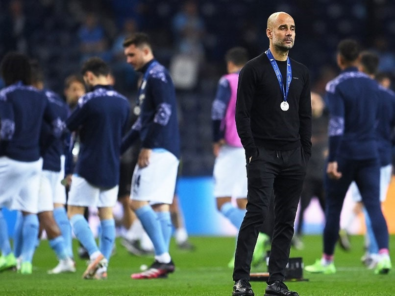 Pep Guardiola The Fall Guy As Manchester Citys Champions League Anguish Goes On