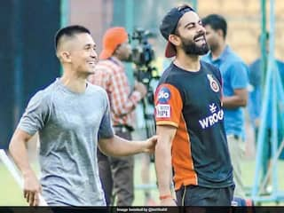 Virat Kohli, Sunil Chhetri Are Pioneers Of Optimum Fitness, Says Indian Footballer Pritam Kotal