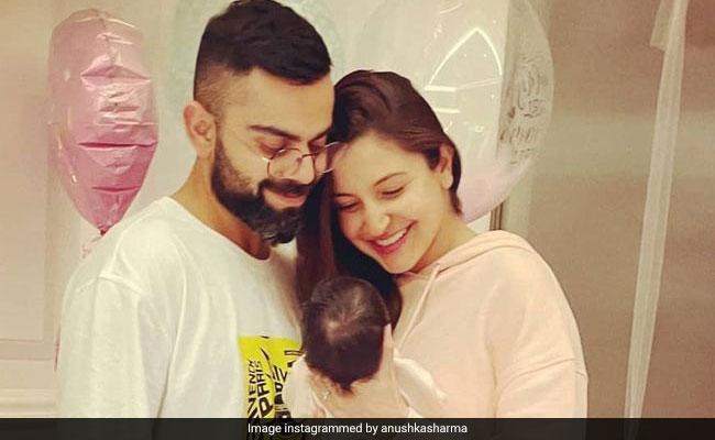 Here's Why Virat Kohli And Anushka Sharma Have 'Decided Not To Expose' Daughter Vamika To Social Media