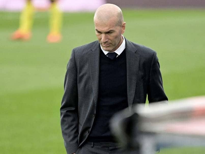 Zinedine Zidane Resigns As Real Madrid Coach: Reports