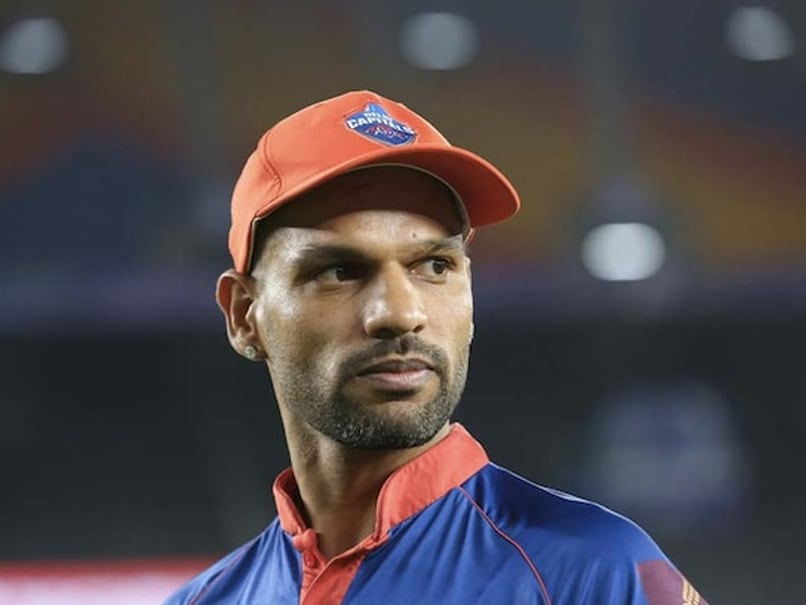 Shikhar Dhawan Gets Vaccinated, Requests Everyone To Do The Same