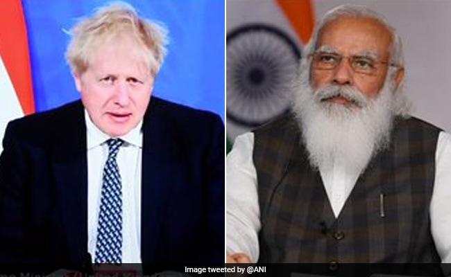 PM Modi-Boris Johnson Virtual Summit Brings 1 Billion Pounds Worth Of Deals