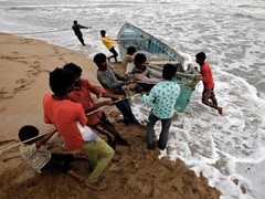 Gujarat Braces For Worst Cyclone In Over Two Decades, 2 Lakh Evacuated