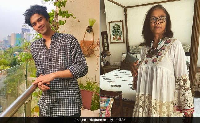 'I Am Sorry For The Pain', Writes Babil In His Emotional Note For Mom Sutapa Sikdar