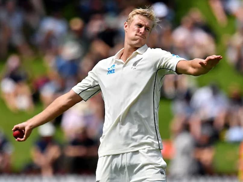 England vs New Zealand: Team Just Trying To Soak Up History At Lords, Says Pacer Kyle Jamieson