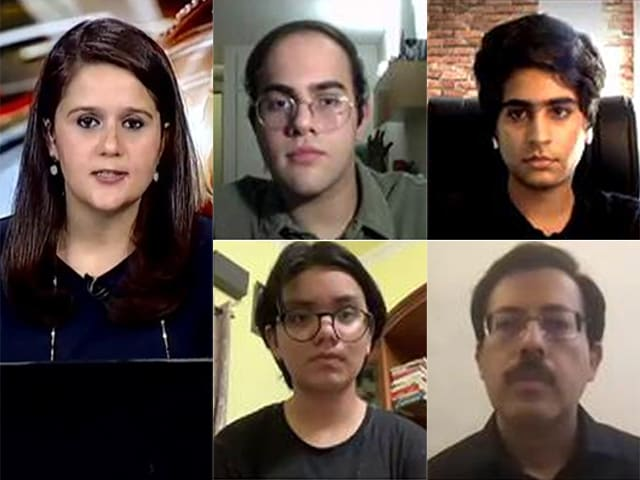 Video : Delayed Board Exams Impact Admissions Abroad? Students Speak To NDTV