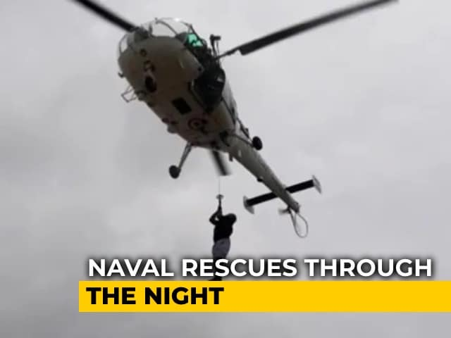Video : 93 Barge Personnel Still Missing As Coast Guard, Navy Rescue Ops Continue