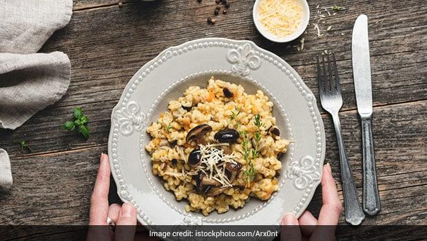 Barley And Moong Dal Khichdi