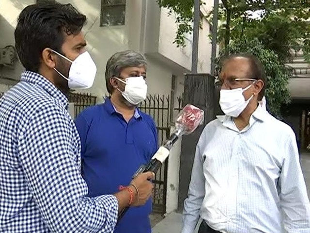 Video : Delhi's Sama Hospital Is Running Out Of Oxygen