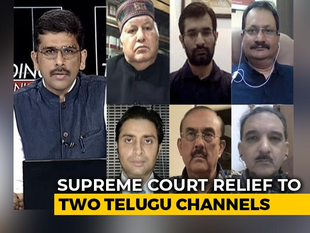 Video : Time To Set Limits Of Sedition, Says Supreme Court