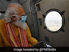 Rs 1,000 Crore To Cyclone Yaas-Hit States, Announces PM Modi
