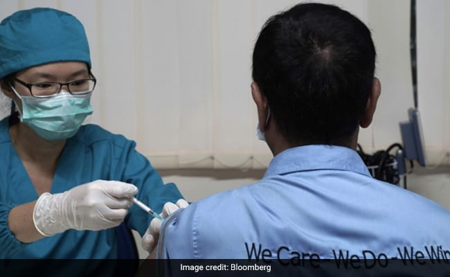 2 Vaccines From China's Sinopharm Successfully Contained Covid: Study