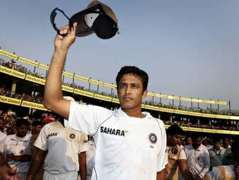 International Cricket Council Celebrates Achievements Of Hall Of Fame Inductee Anil Kumble